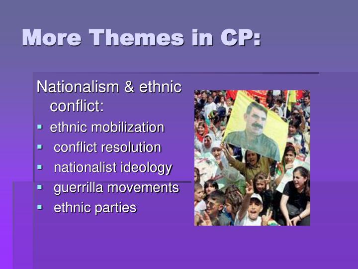 More Themes in CP: