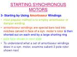 starting synchronous motors6