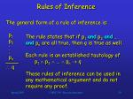 rules of inference50
