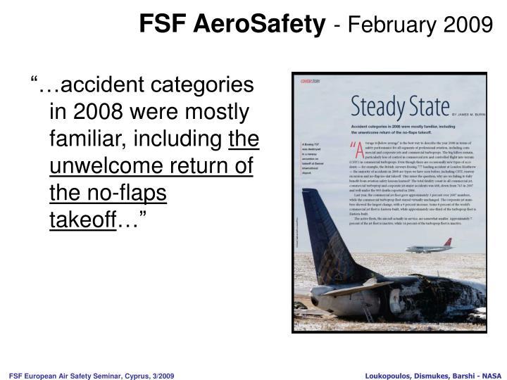 Fsf aerosafety february 2009