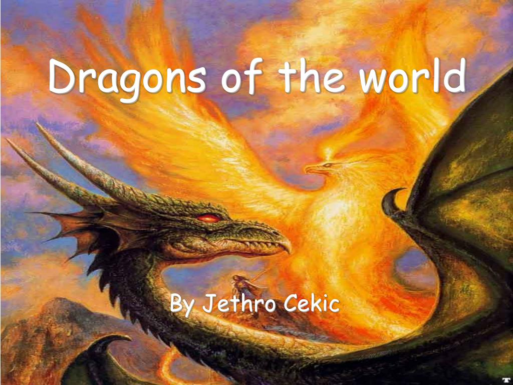 dragons of the world l.