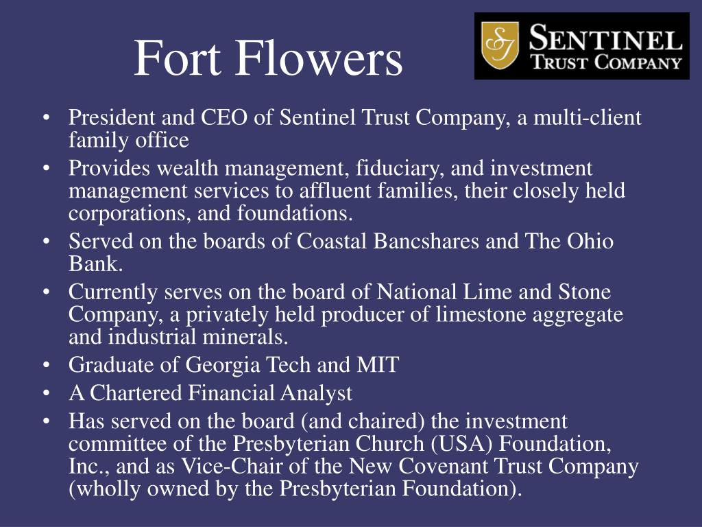 Fort Flowers