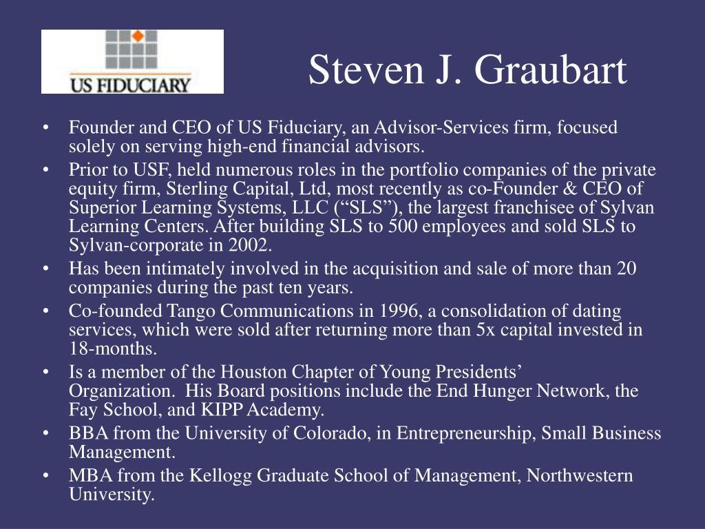 Steven J. Graubart