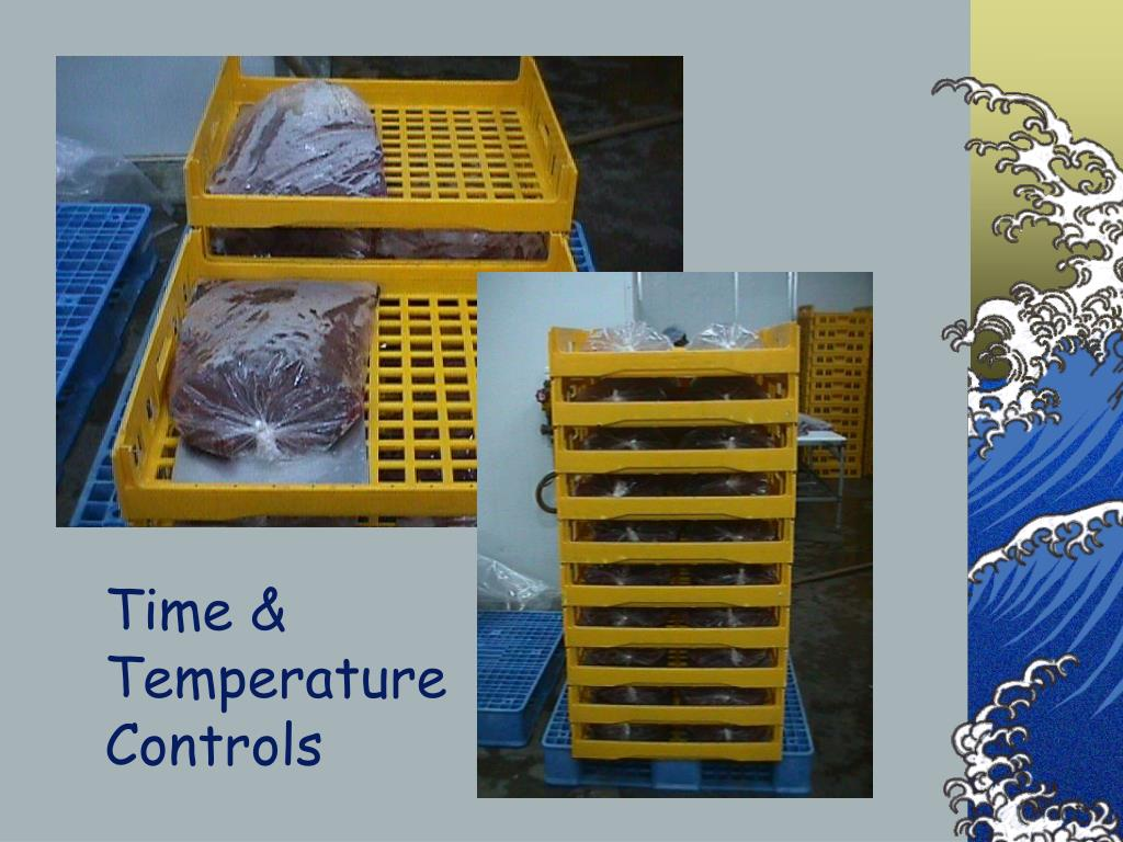 Time & Temperature Controls