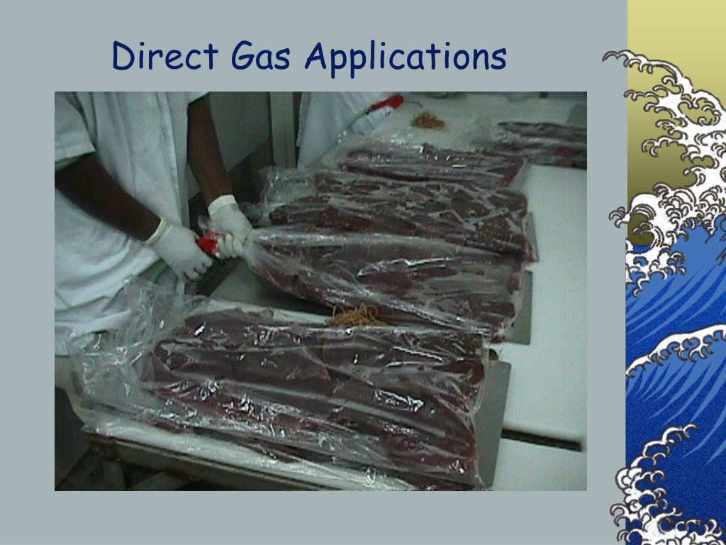 Direct Gas Applications