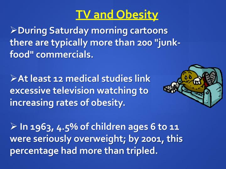 TV and Obesity