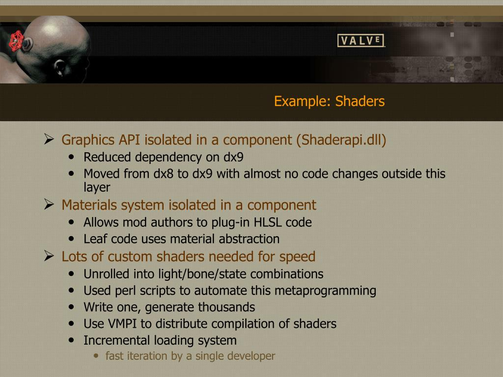 Example: Shaders