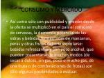 consumo y mercado