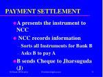 payment settlement31