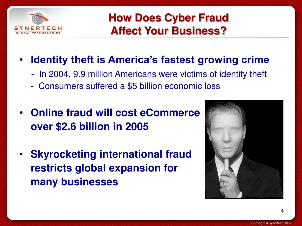 How Does Cyber Fraud