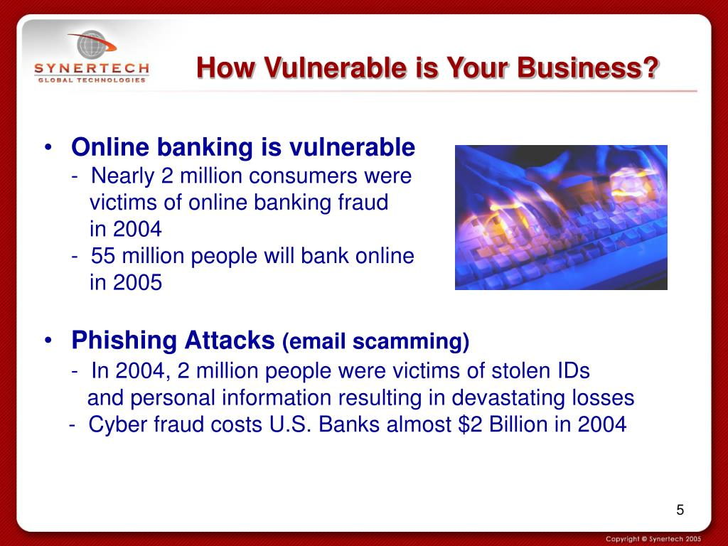 How Vulnerable is Your Business?