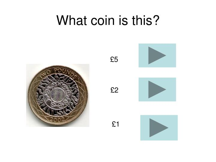 What coin is this