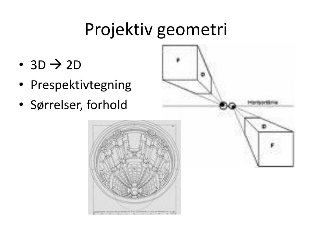Projektiv geometri