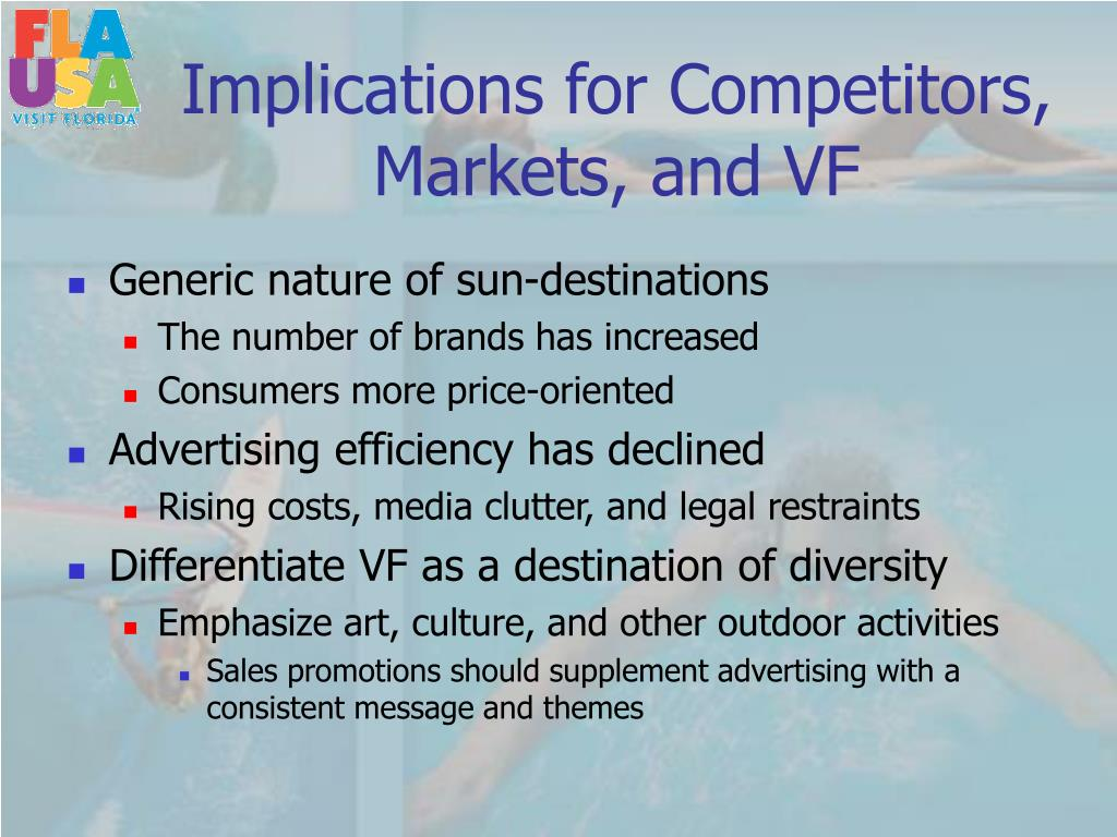Implications for Competitors, Markets, and VF