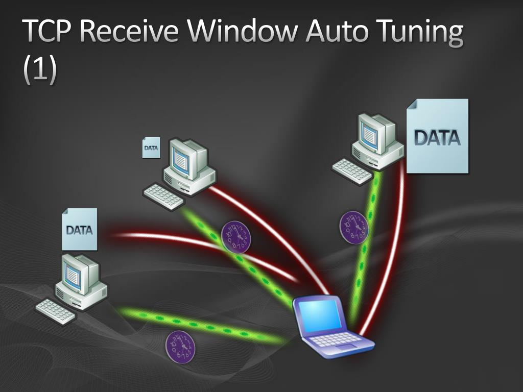 TCP Receive Window Auto Tuning (1)