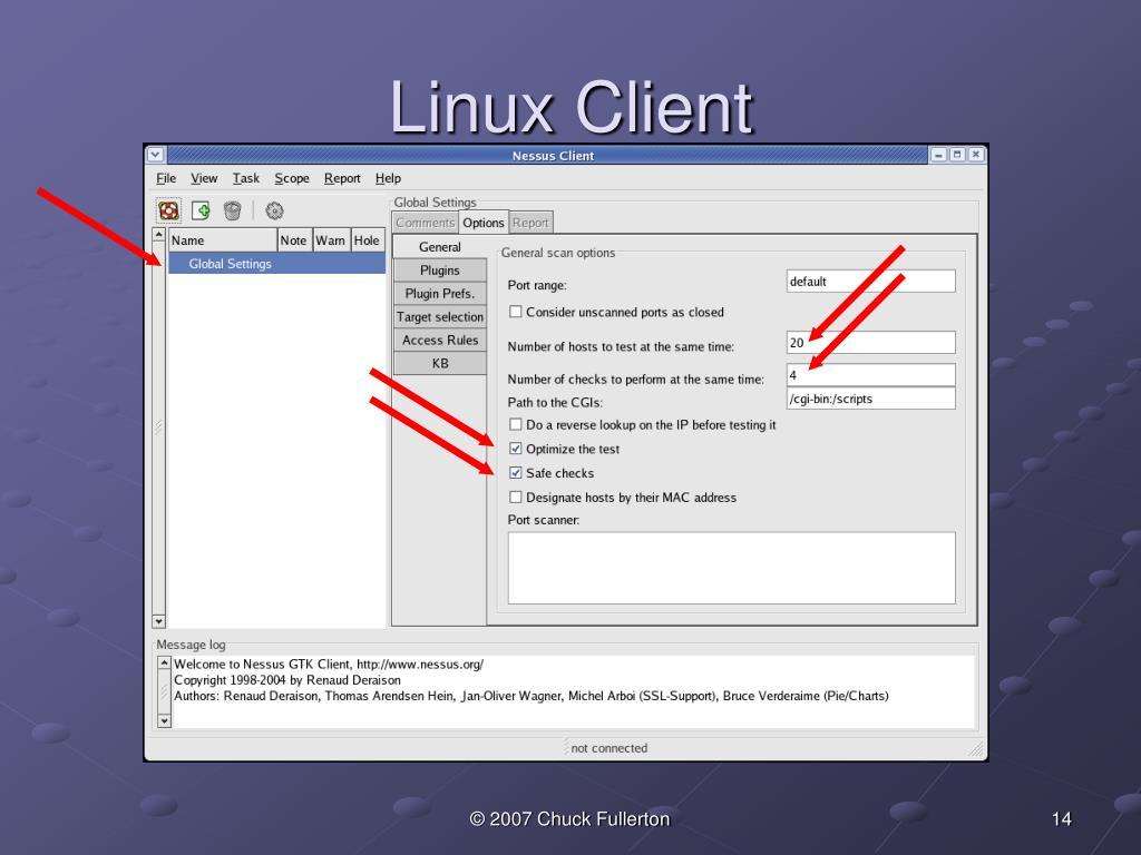 Linux Client