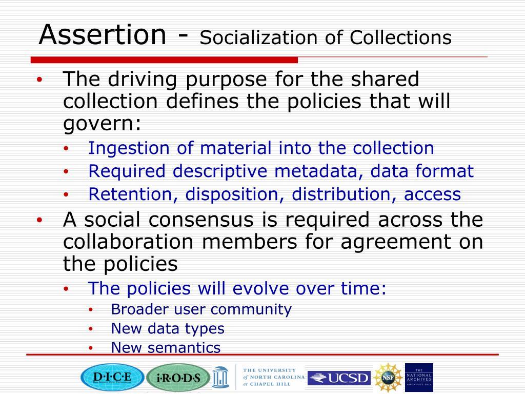 Assertion -