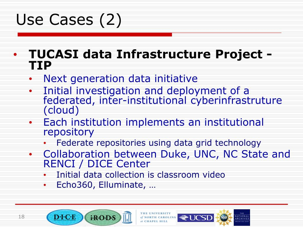 Use Cases (2)
