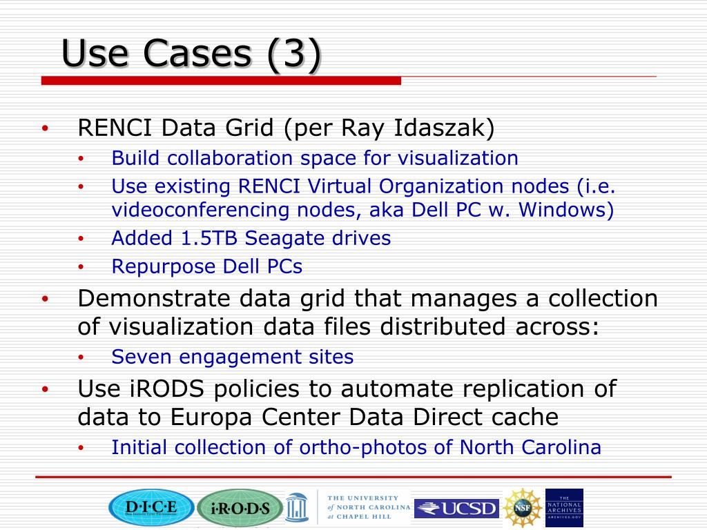 Use Cases (3)