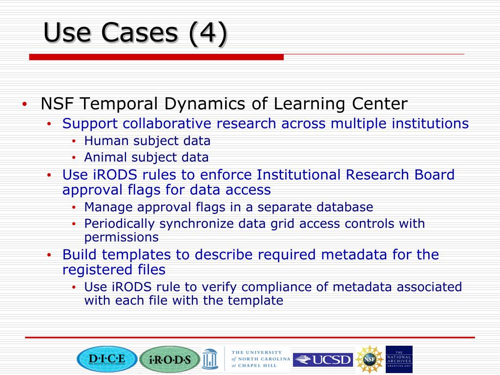 Use Cases (4)