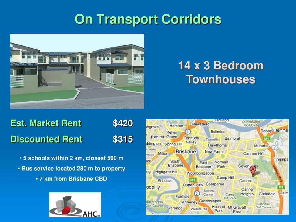 On Transport Corridors