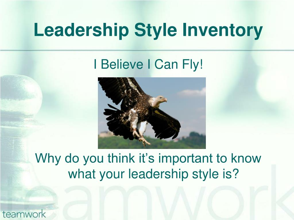 Leadership Style Inventory