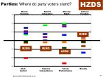 parties where do party voters stand6