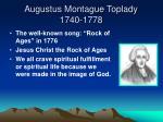augustus montague toplady 1740 1778
