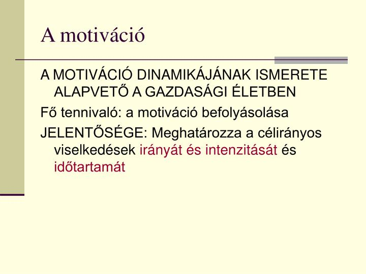 A motiv ci3