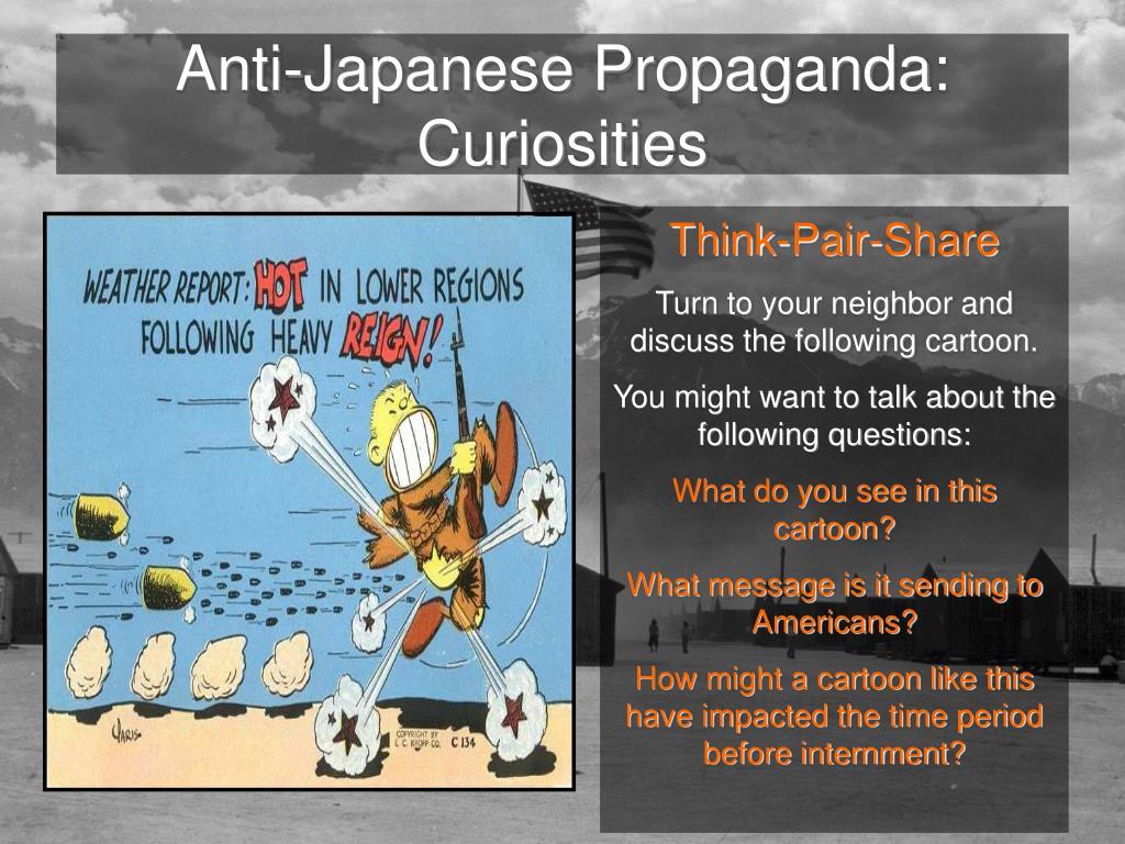 Anti-Japanese Propaganda: