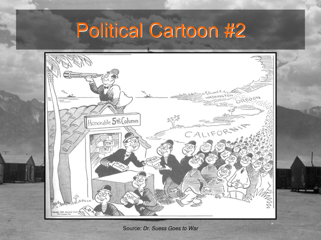 Political Cartoon #2