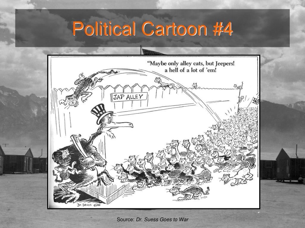 Political Cartoon #4