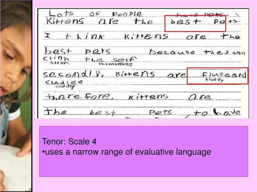 Tenor: Scale 4