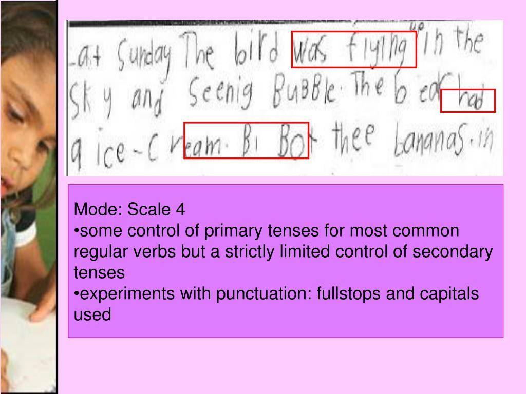 Mode: Scale 4