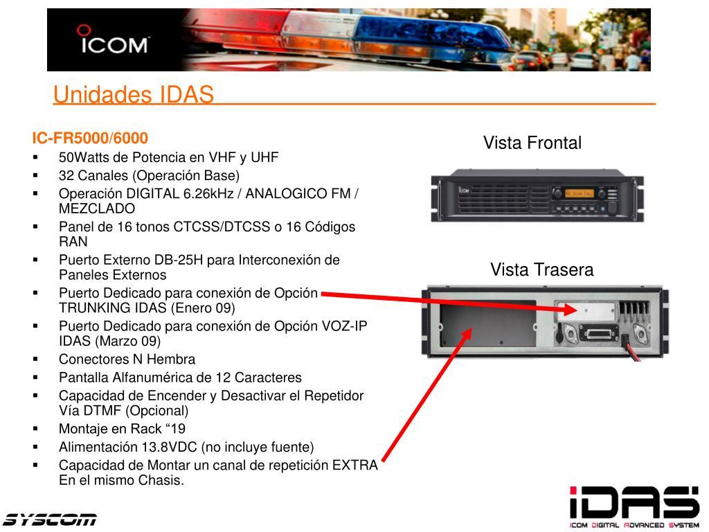 IC-FR5000/6000