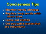 conciseness tips28