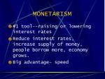 monetarism1