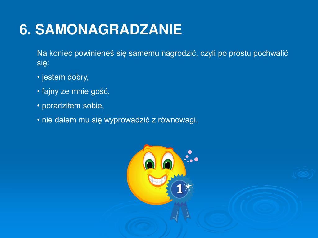 6. SAMONAGRADZANIE