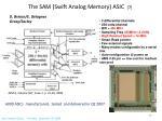 the sam swift analog memory asic 7