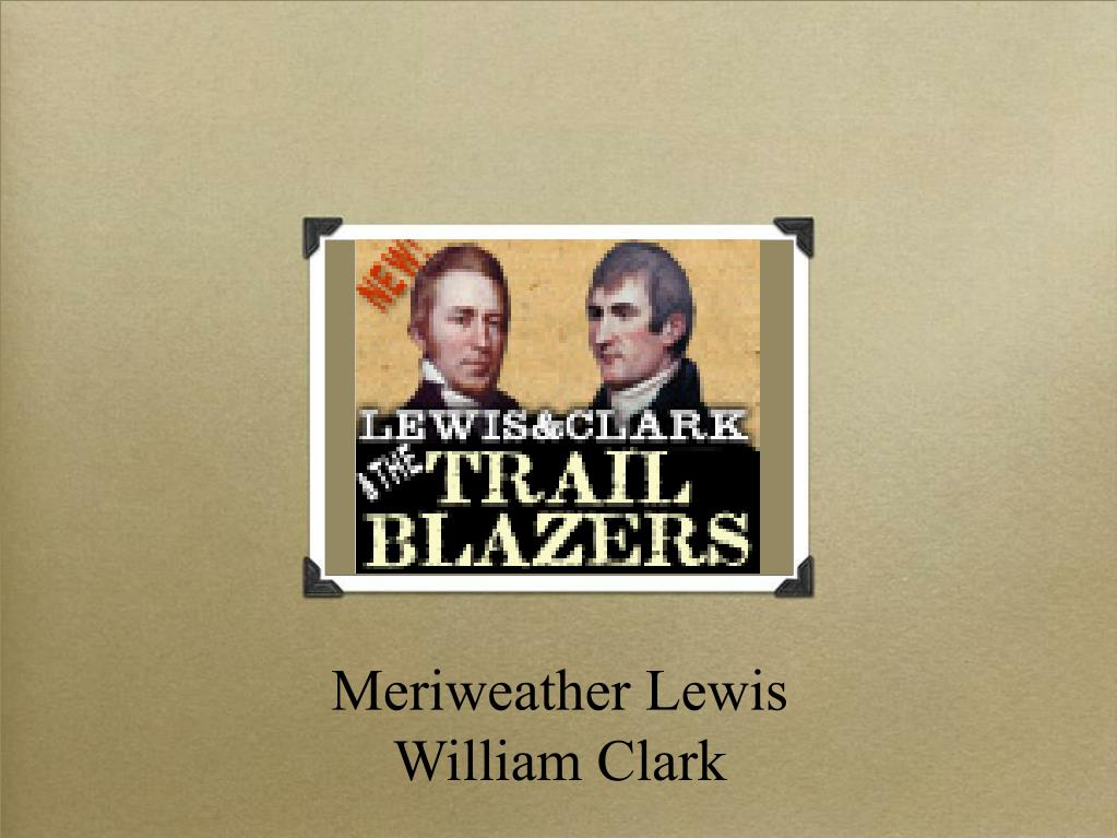 Meriweather Lewis