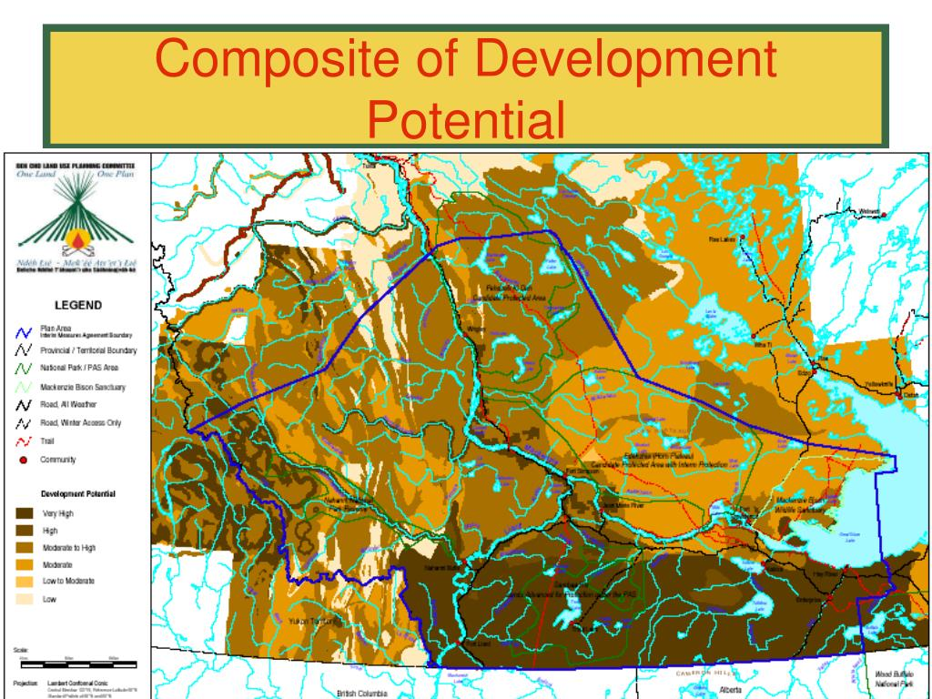 Composite of Development Potential