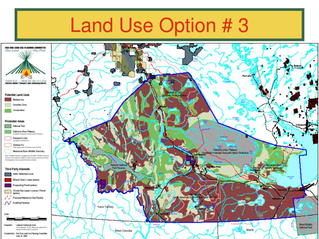 Land Use Option # 3