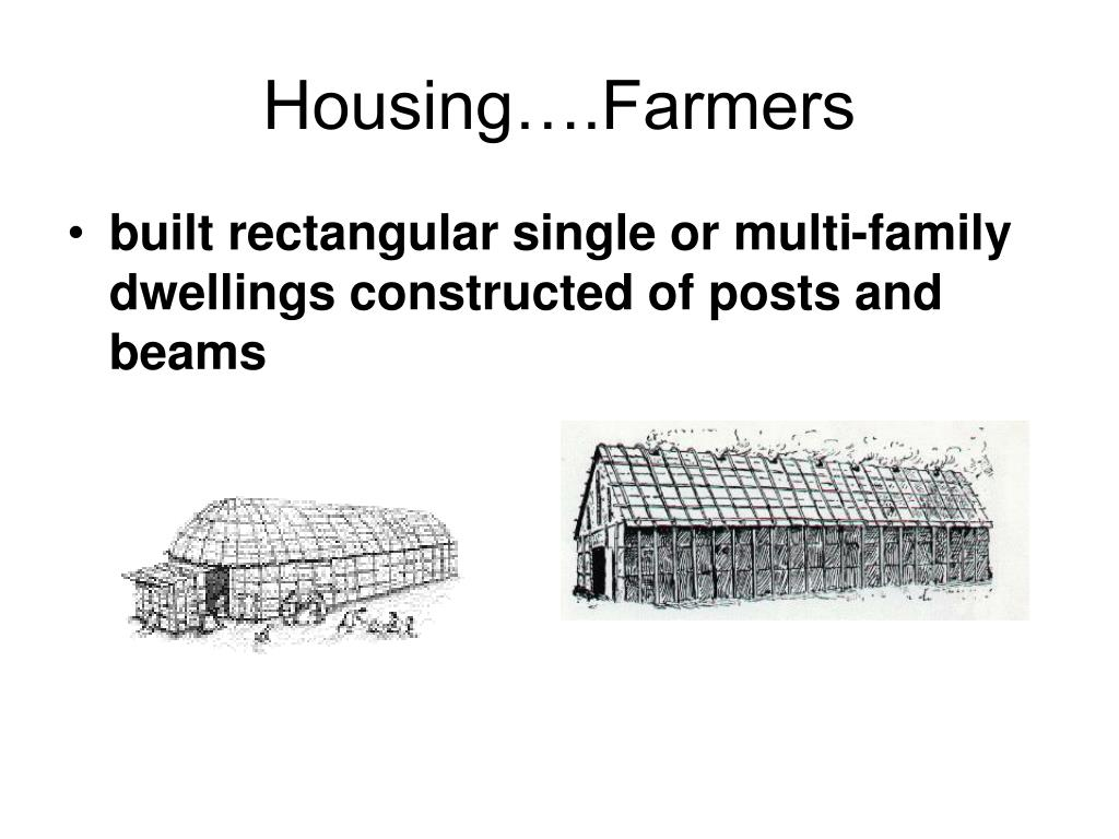 Housing….Farmers