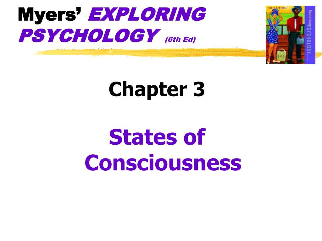 myers exploring psychology 6th ed l.