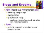 sleep and dreams4