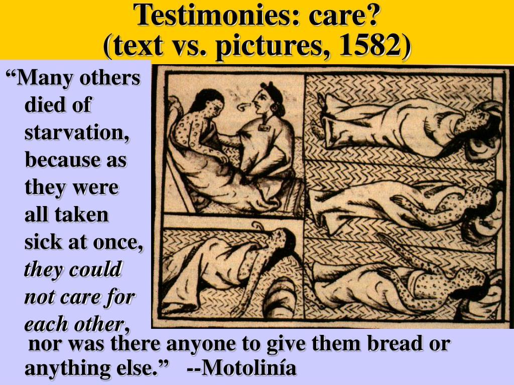 Testimonies: care?