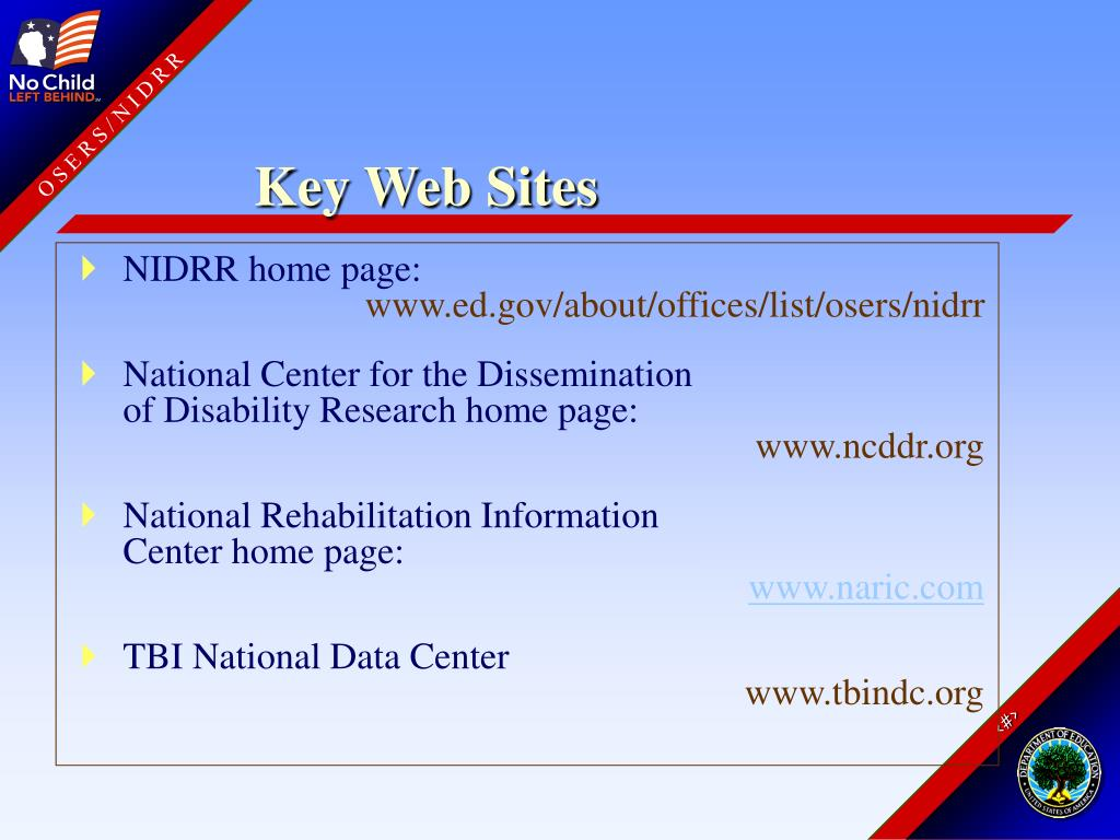Key Web Sites