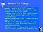 general poll findings