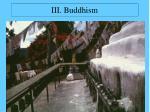 iii buddhism