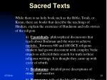 sacred texts23